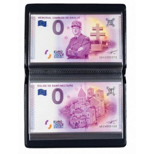 "Kompakts ROUTE albums ""EURO SOUVENIR"" banknotēm"