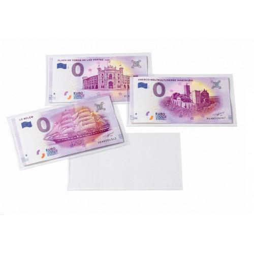 """Iepakojums suvenīrbanknošu """"0 eiro"""" glabāšanai"""