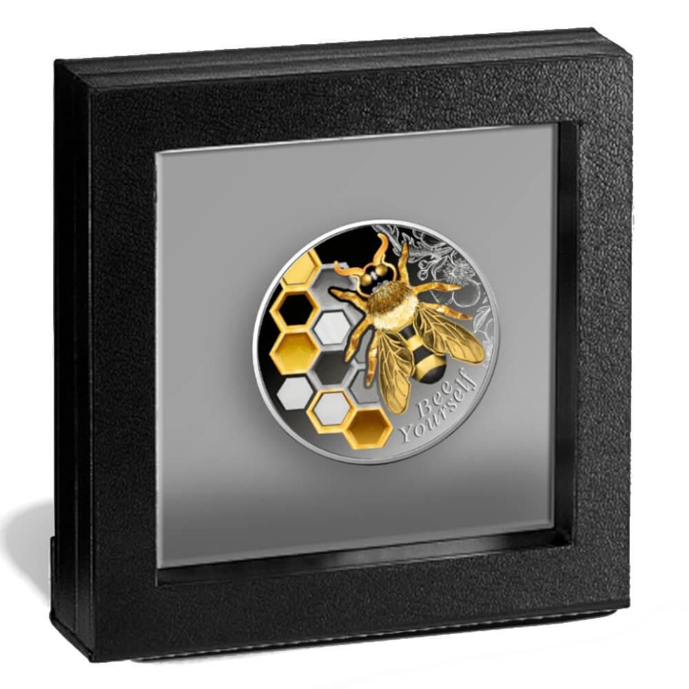 Sudraba Monēta - Esi Tu pats - 31,10 g, 999
