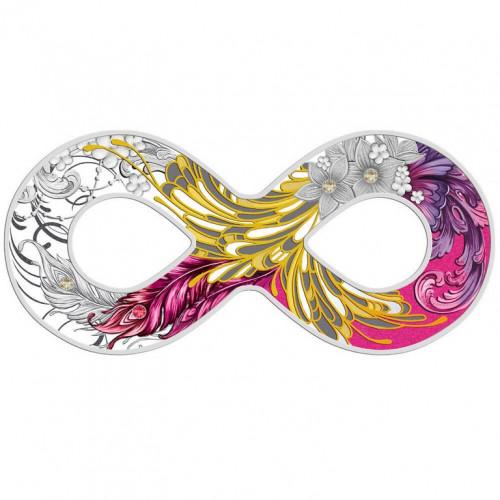 Sudraba Monēta - Viva Carnevale 16 g, 999