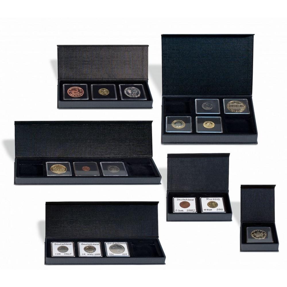 Airbox monētu kastīte (3 Quadrum kapsulām)