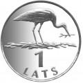 1 Lata Monētas 1992-2013