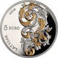 Latvijas Bankas jubilejas Monētas