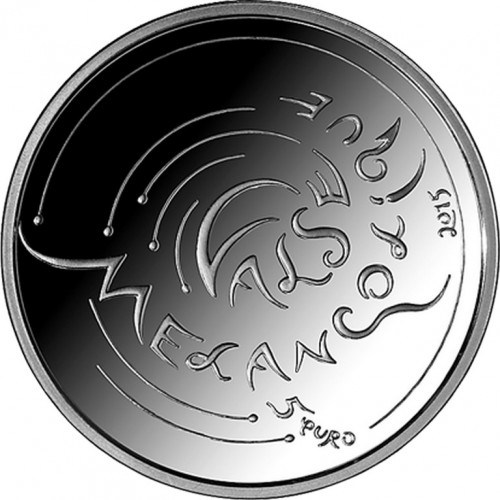 Sudraba Monēta - Melanholiskais valsis - 22,00 g, 925