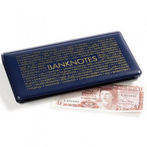 Albums ROUTE banknotēm (Zils)