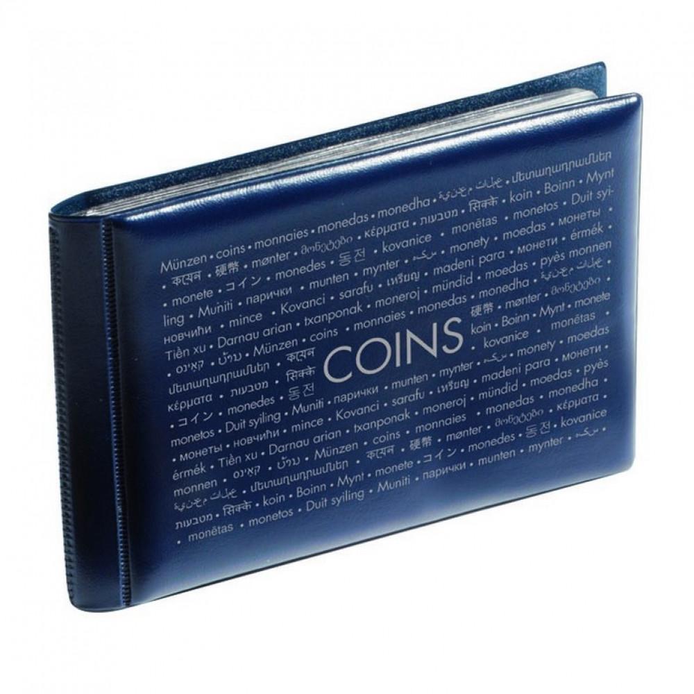 Albums ROUTE monētu kolekcijai (8 lpp, 48 monētām)