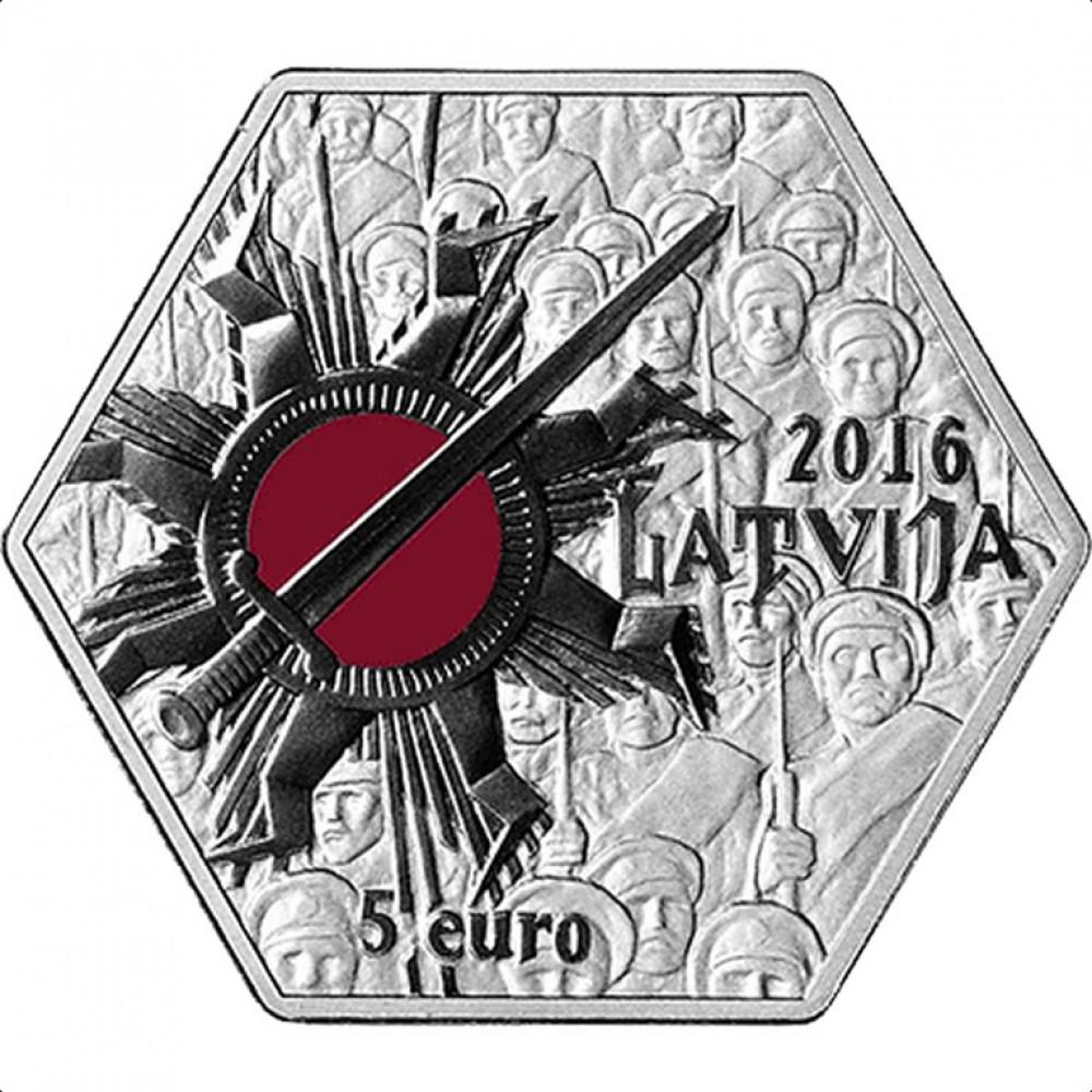 Sudraba Dāvanu Monēta - Ziemassvētku kaujas - 28 g, 925